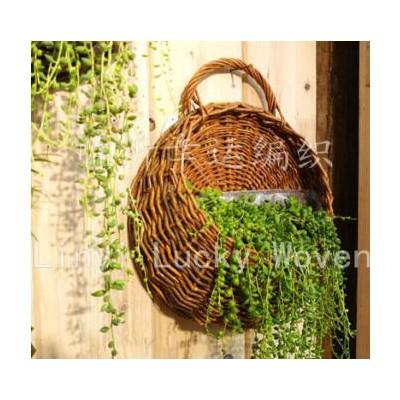 植物编织工艺品