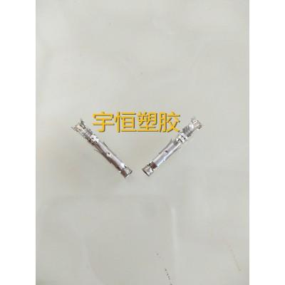 原裝進口接線鍍錫端子插針母針1-66100-9