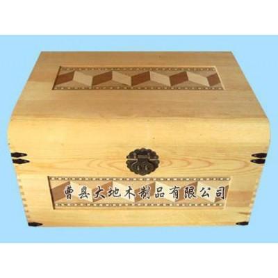 木制首飾盒