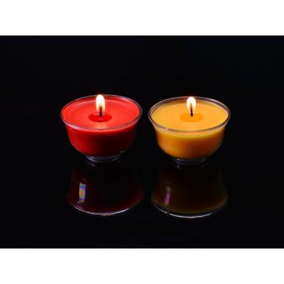 蠟燭及燭臺