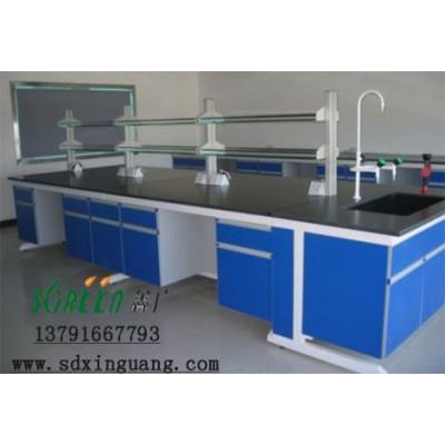 實驗室家具全鋼實驗臺實驗室操作臺