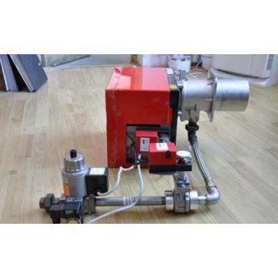 定型機燃燒器