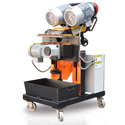 銑削式自動行進平板坡口機