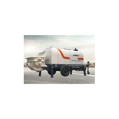 大都重工HBTS90R混凝土柴油泵