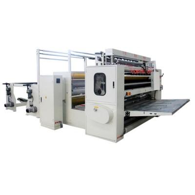 JN-VMJ 型压花盒装面巾机