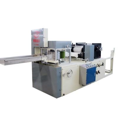 JN-CJ-1L-1P 单排单色印刷餐巾纸折叠机