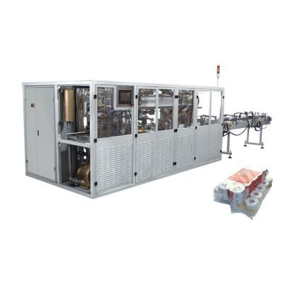 JN-ZBJ 全自动中包包装机