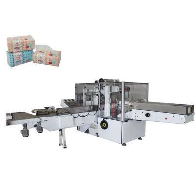 JN-SW-RCZ 软抽式纸巾全自动包装机