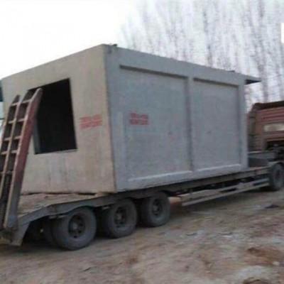 濟寧周邊地區專供水泥活動房 混凝土活動房