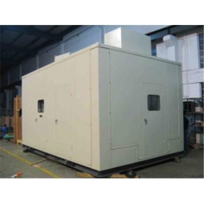 天然氣壓縮機隔音房