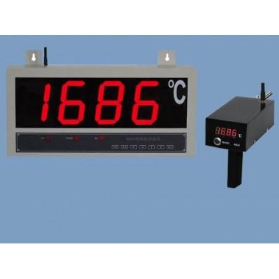 無線式大屏幕熔煉測溫儀