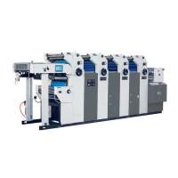 四色加反面单色印刷机(4+1)