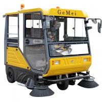 SML-S10全封閉駕駛式電動掃地車
