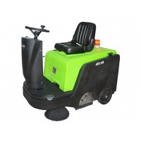 HT-100駕駛式掃地機