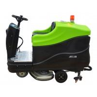 HT-105駕駛式洗地機(雙刷)