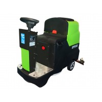 HT55B纯电动驾驶式洗地机