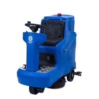 SC1350 靜音型駕駛式洗地機