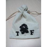 环保麻布袋 购物袋束口定制