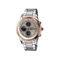 LEAP-6BKJ英國品牌 六針手表