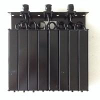 8腔同轴宽带带阻双工器