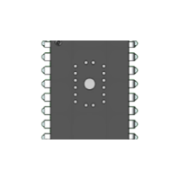 高集成度的光电鼠标SOC芯片