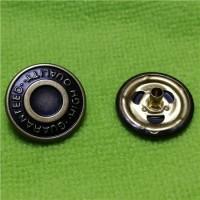 電鍍銅鈕面