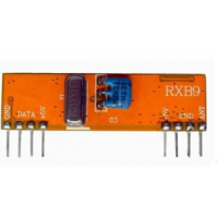 無線接收模塊RXB9, 抗干擾遠距離,RF接收模塊