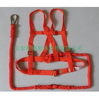 4-52双背桔红架子工安全带