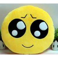 热爆款QQ表情抱枕emoji靠枕
