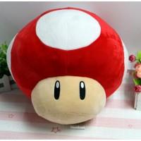 毛絨植物蘑菇玩具