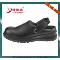 LY-2279黑色夏款安全鞋...
