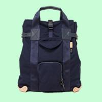 藍色休閑背包