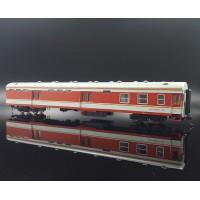 25B行李車車廂(紅色)