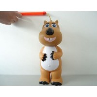 貝肯熊燈籠(燈光 音樂)
