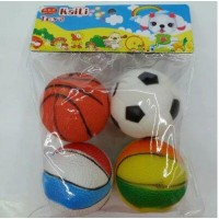 3C认证婴儿玩具球