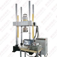 电液伺服拉压疲劳试验机 电液式拉压疲劳试验台