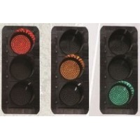 LED帶透鏡滿屏交通燈