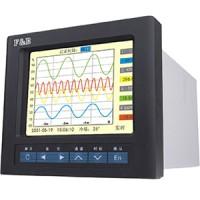 XMR5000C系列十二通道彩色無紙記錄儀