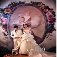 婚纱儿童摄影实景