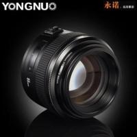 永諾中遠攝定焦鏡頭YN85mmF1.8