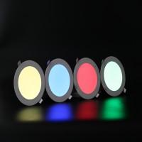 智能LED RGB筒燈
