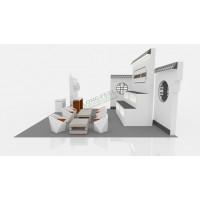 紫砂類展廳設計方案效果圖