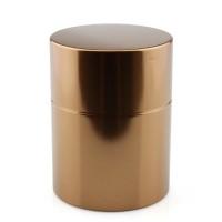 圆形首饰盒铝制