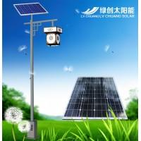 4米太陽能庭院燈