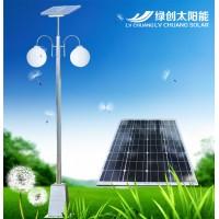 不銹鋼太陽能庭院燈