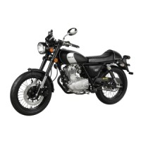 U-ZEAL Cafe racer 200RB