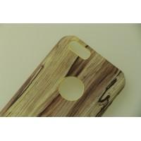 蘋果7 TPU木紋手機殼