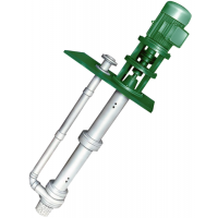 40FYH-40工程塑料液下料浆泵