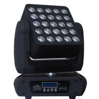 LED全彩矩陣搖頭燈