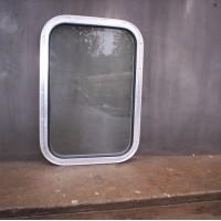 鋁質固定矩形窗